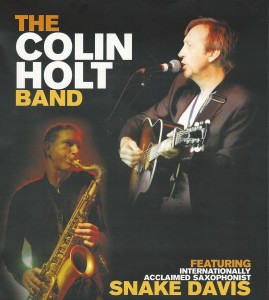 Colin Holt website